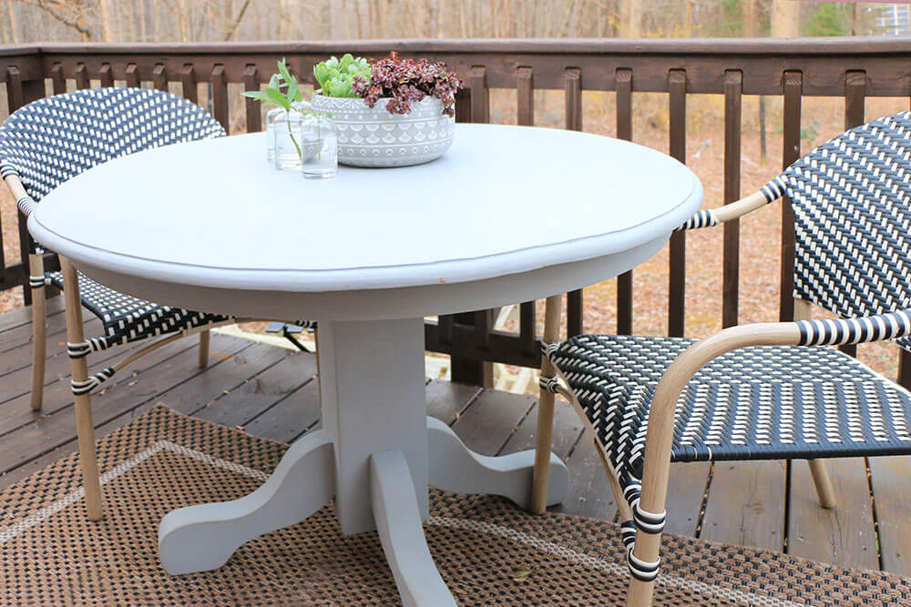 Outdoor Bistro and Dining Table Set