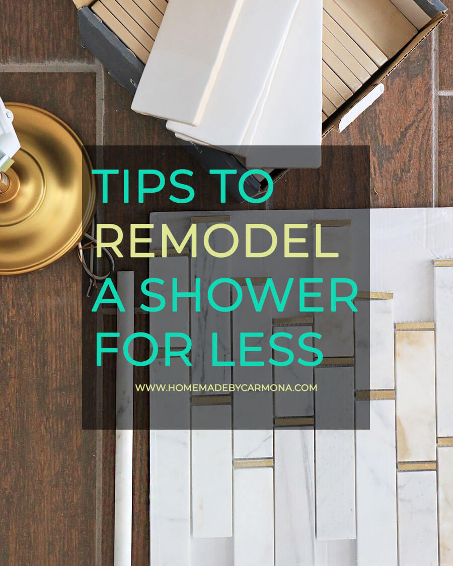 Tips-To-Remodel-A-Shower-for-Less