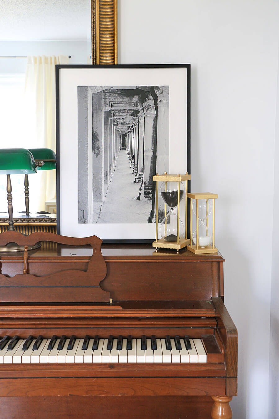 Framed-Art-on-Piano