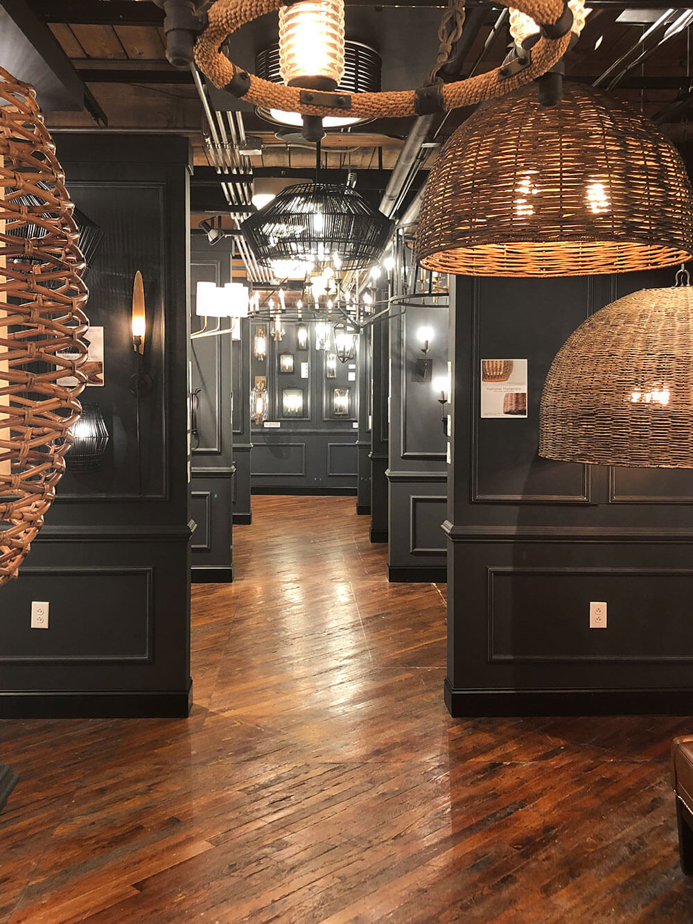 Hudson Valley Lighting HPMKT Showroom