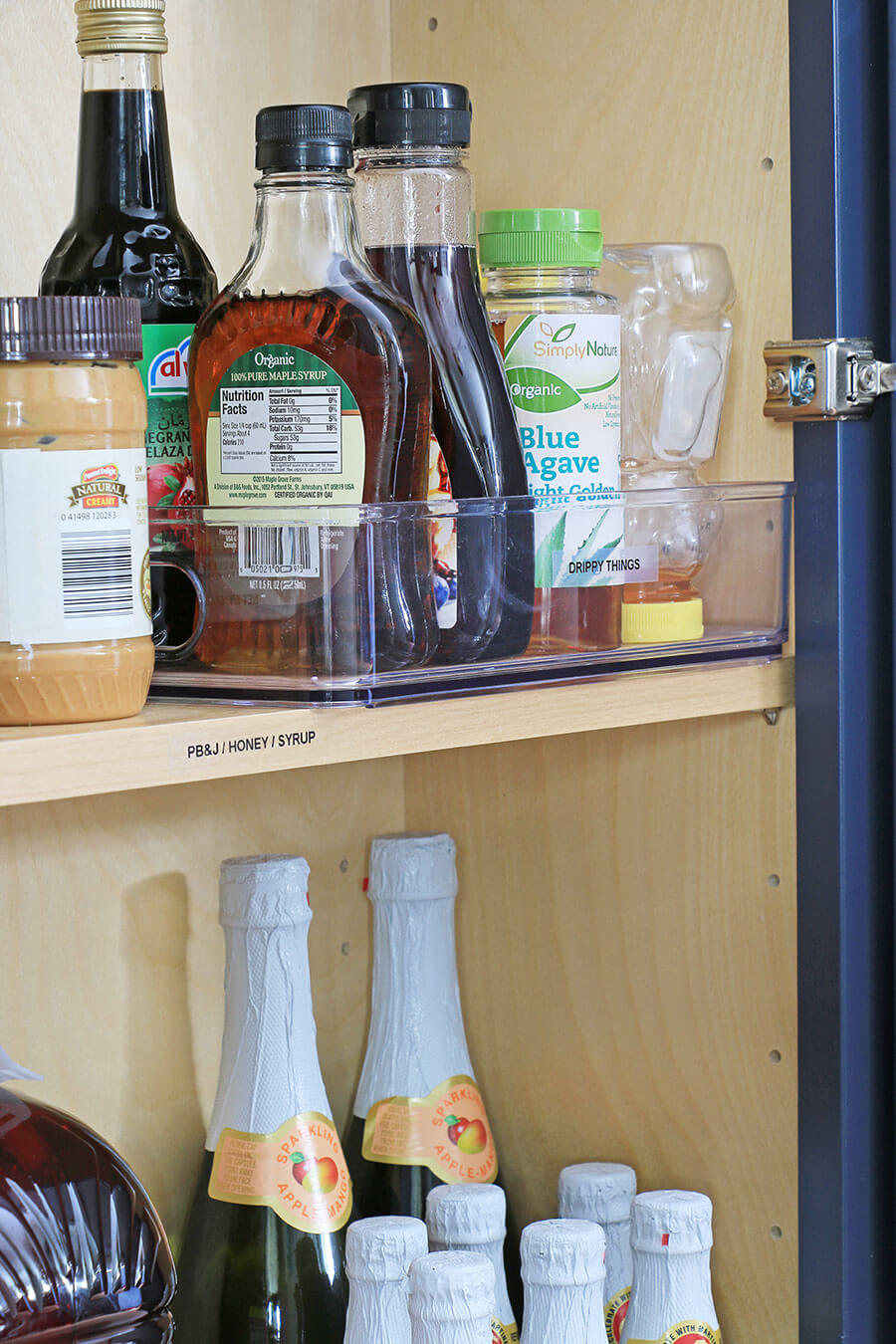 Honey-and-syrup-storage