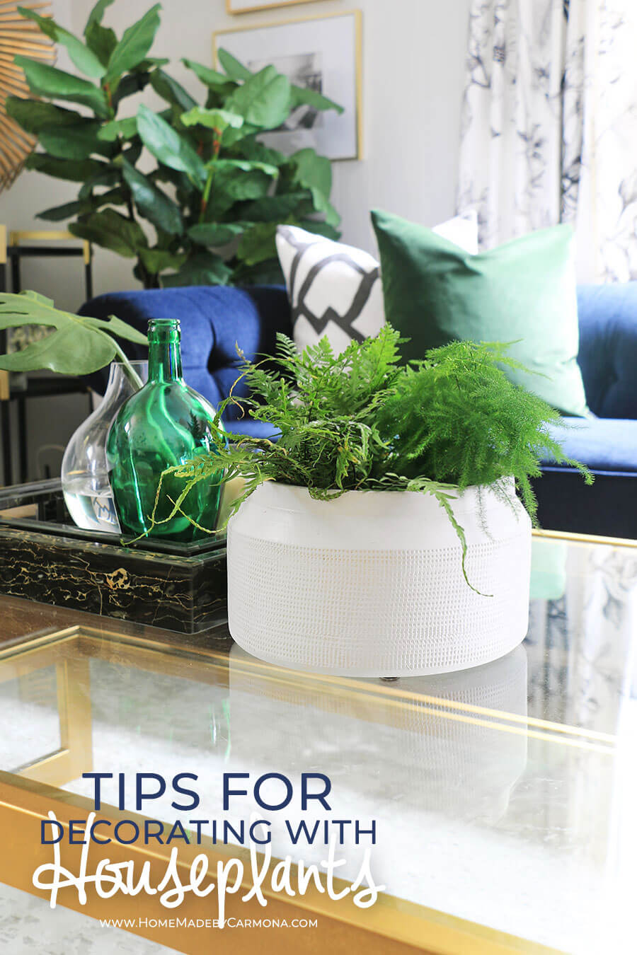 Tips For Decorating With Houseplants