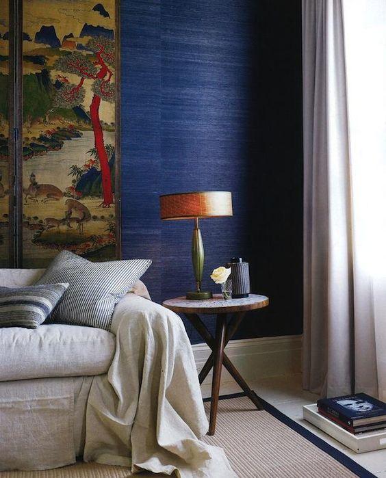 Remodelista drop cloth sofa cover